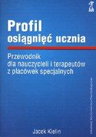 Definicja Profil osiągnięć ucznia słownik