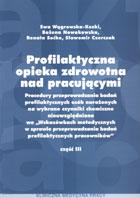 Definicja Profilaktyczna opieka słownik