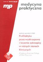 Definicja Profilaktyka słownik