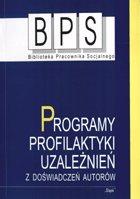 Definicja Programy profilaktyki słownik