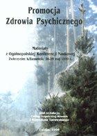 Definicja Promocja zdrowia psychicznego słownik