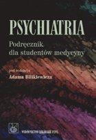Definicja Psychiatria. Podręcznik dla słownik