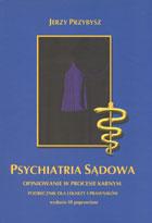 Definicja Psychiatria sądowa słownik
