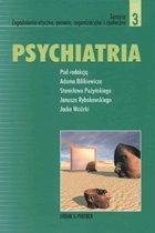 Definicja Psychiatria tom III - terapia słownik