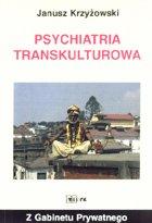 Definicja Psychiatria transkulturowa słownik