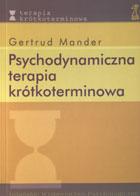 Definicja Psychodynamiczna terapia słownik