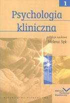 Definicja Psychologia kliniczna tom 1 słownik