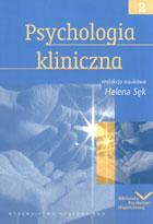 Definicja Psychologia kliniczna tom 2 słownik