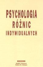 Definicja Psychologia różnic słownik