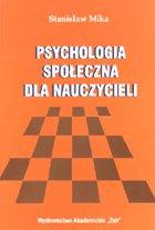Definicja Psychologia społeczna dla słownik