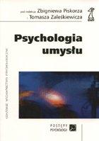 Definicja Psychologia umysłu słownik