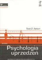Definicja Psychologia uprzedzeń słownik