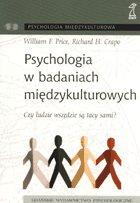 Definicja Psychologia w badaniach słownik