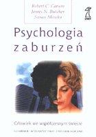 Definicja Psychologia zaburzeń tom 1-2 słownik