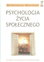 Definicja Psychologia życia społecznego słownik
