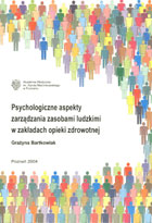 Definicja Psychologiczne aspekty słownik