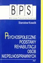 Definicja Psychospołeczne podstawy słownik