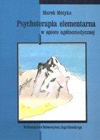 Definicja Psychoterapia elementarna w słownik