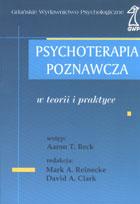 Definicja Psychoterapia poznawcza w słownik