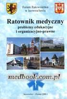 Definicja Ratownik medyczny - problemy słownik