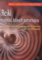 Definicja REIKI - techniki, których słownik