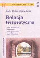 Definicja Relacja terapeutyczna słownik