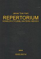 Definicja Repertorium homeopatycznej słownik