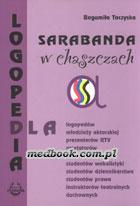 Definicja SARABANDA w chaszczach słownik