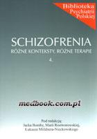 Definicja Schizofrenia - różne słownik