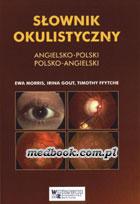 Definicja Słownik okulistyczny słownik