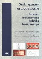 Definicja Stałe aparaty ortodontyczne słownik