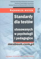 Definicja Standardy dla testów słownik
