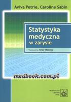 Definicja Statystyka medyczna w zarysie słownik