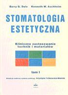 Definicja Stomatologia estetyczna tom 1 słownik