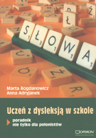 Definicja Uczeń z dysleksją w szkole słownik