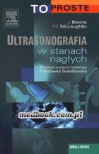 Definicja Ultrasonografia w stanach słownik