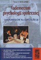 Definicja Vademecum psychologii słownik