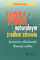 Definicja WODA naturalnym źródłem słownik