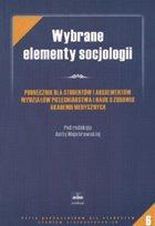 Definicja Wybrane elementy socjologii słownik