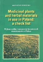 Definicja Wykaz roślin i surowców słownik