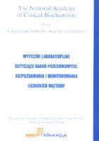 Definicja Wytyczne laboratoryjne słownik