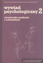 Definicja Wywiad psychologiczny tom 2 słownik