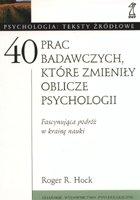 Definicja 40 prac badawczych, które słownik