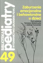 Definicja Zaburzenia emocjonalne i słownik