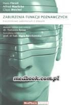 Definicja Zaburzenia funkcji poznawczych słownik