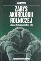 Definicja Zarys akarologii rolniczej słownik