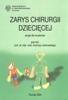Definicja Zarys chirurgii dziecięcej słownik
