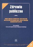 Definicja Zdrowie publiczne. Podręcznik słownik