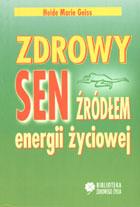 Definicja Zdrowy sen źródłem energii słownik