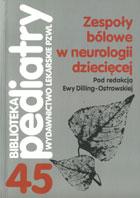 Definicja Zespoły bólowe w neurologii słownik